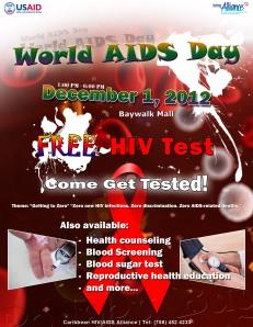 WAD Flyer 2012