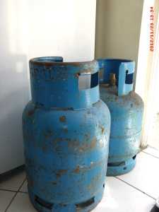 Government continues to subsidize the 20 pound cylinder of cooking gas (LPG)