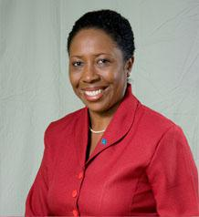 Honourable Minister Alvina Reynolds