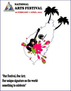 National Arts Festival 2013 Logo