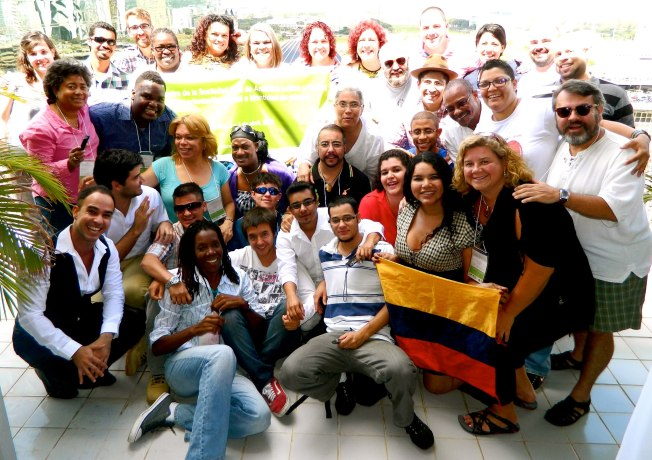 LGBTI defenders from the LAC region