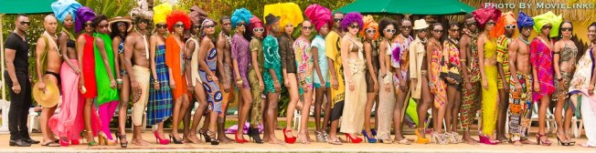 Saint Lucian models from the international runway as well as newbies, will walk the runway at Hot Couture